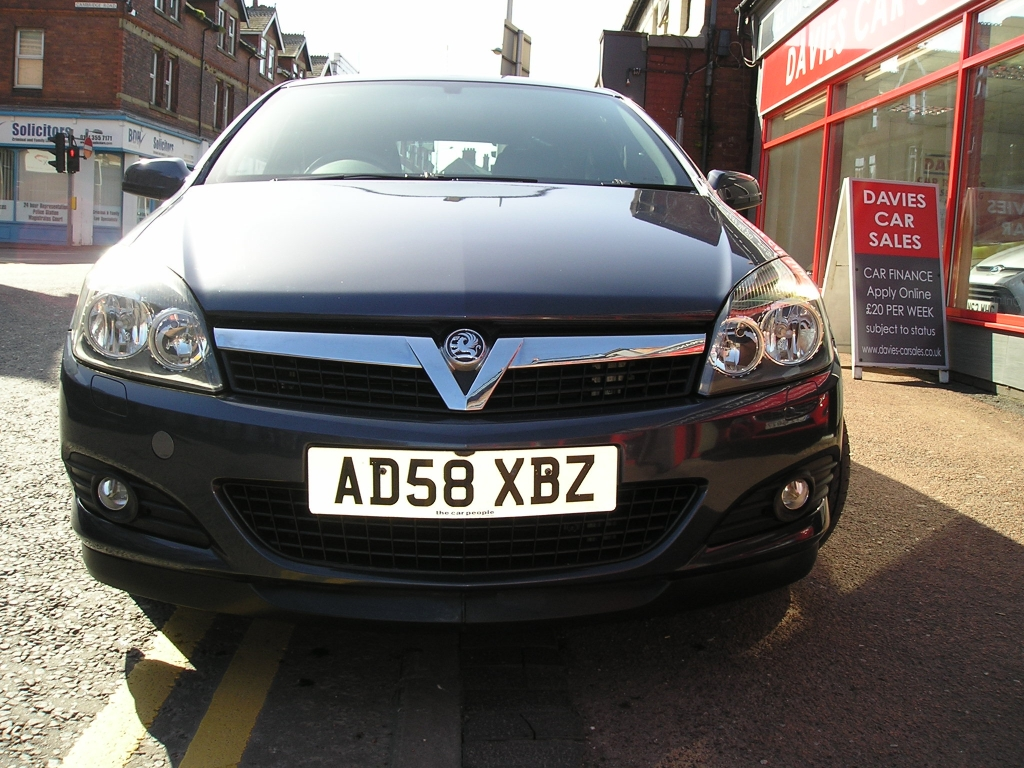 VAUXHALL ASTRA 1.6 SXI 3DR Manual