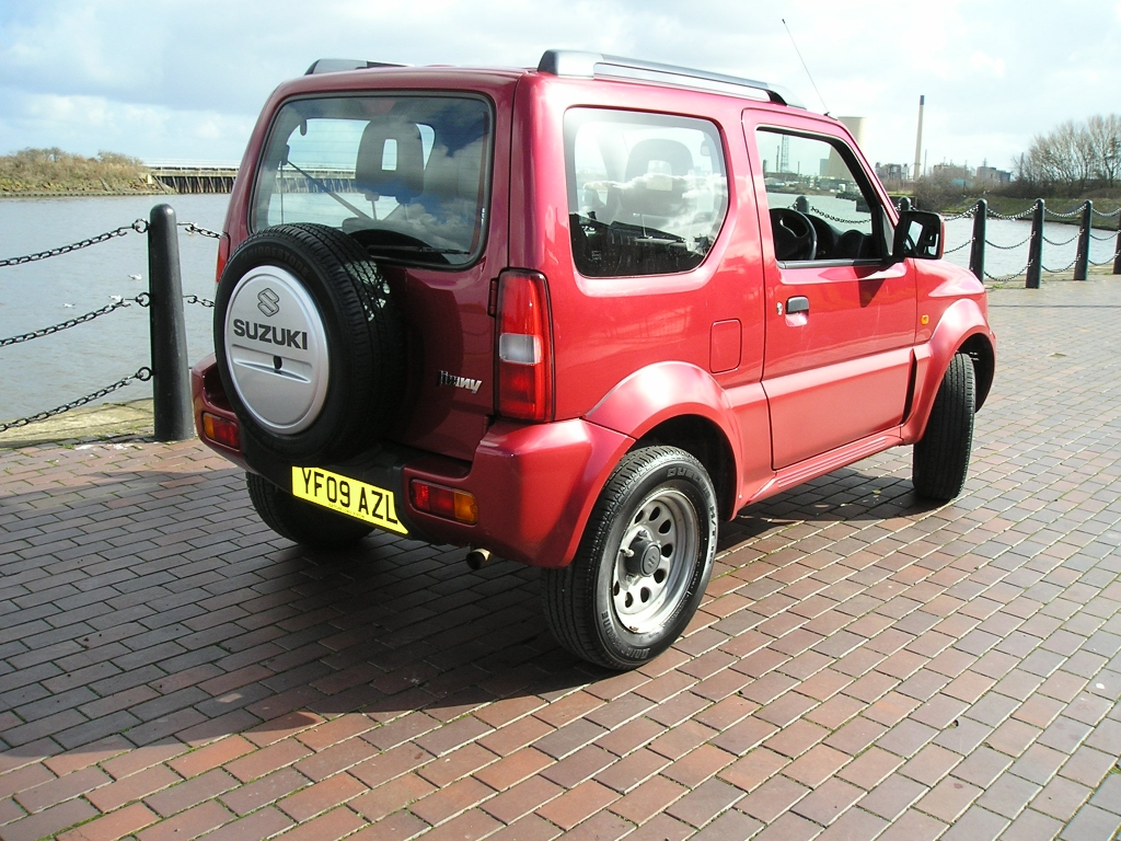 suzuki jimny 1 3 jlx 3dr manual for sale in ellesmere port davies car sales. Black Bedroom Furniture Sets. Home Design Ideas