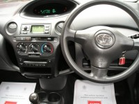 TOYOTA YARIS 1.0 T3 VVT-I 5DR Manual