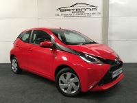 TOYOTA AYGO 1.0 VVT-I X-PLAY 5DR Manual - 233696