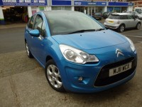 CITROEN C3 1.6 EXCLUSIVE 5DR Automatic