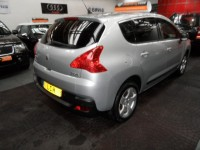 PEUGEOT 3008 1.6 SPORT MPV HATCH HDI 112bhp 6 speed diesel cruise & climate control a/c privacy glass 1 owner fs