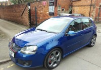 VOLKSWAGEN GOLF 2.0T FSI GTI (200PS) 5DR DSG Automatic