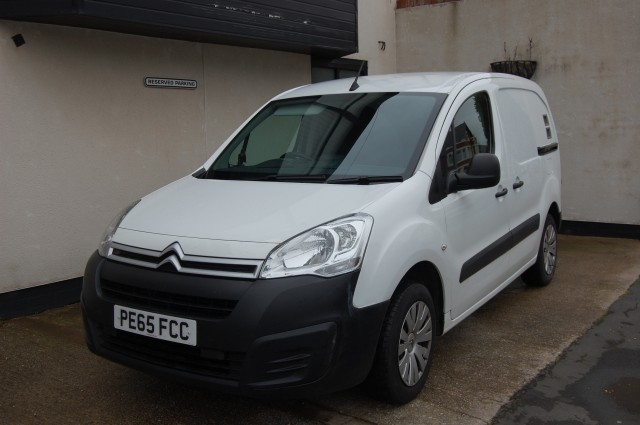 CITROEN BERLINGO 1.6 625 ENTERPRISE L1 HDI Manual