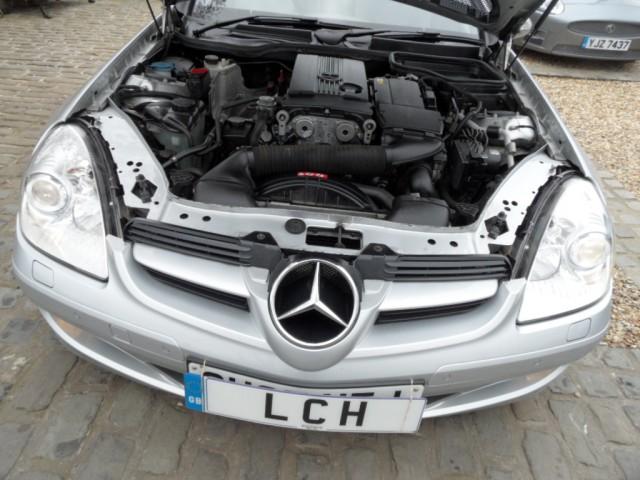 Mercedes-benz slk200 kompressor 2006 edition 10 1. 8 in กรุงเทพและ.