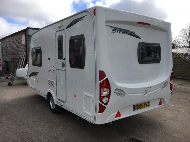 LUNAR Stellar 2 Berth, Under 1000kg