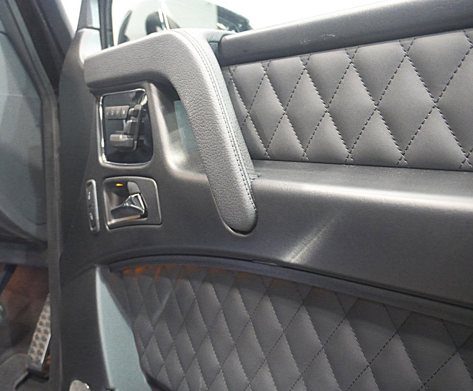 MERCEDES-BENZ G-CLASS 5.5 G63 AMG 5DR AUTOMATIC