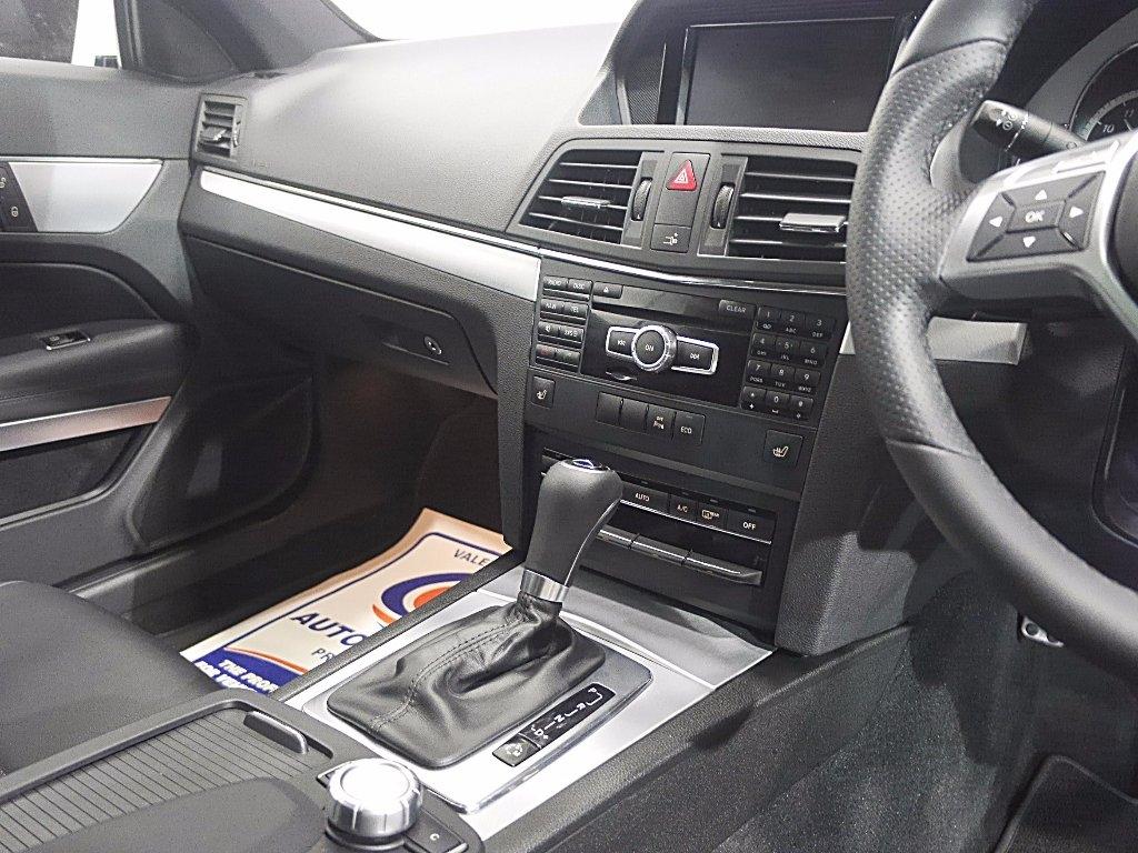 MERCEDES-BENZ E-CLASS 3.0 E350 BLUETEC AMG SPORT 2DR AUTOMATIC