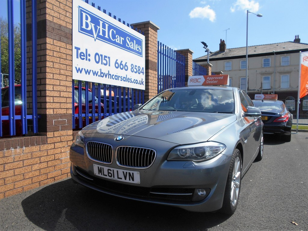 BMW 5 SERIES 3.0 530D SE 4DR Automatic