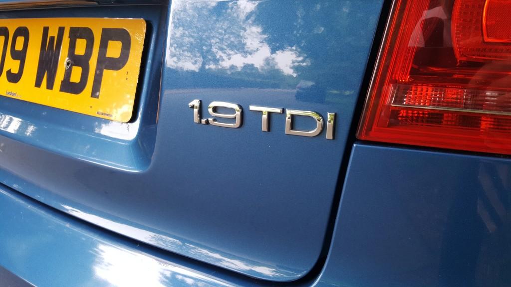 AUDI A3 1.9 TDI E SPORT 3DR Manual