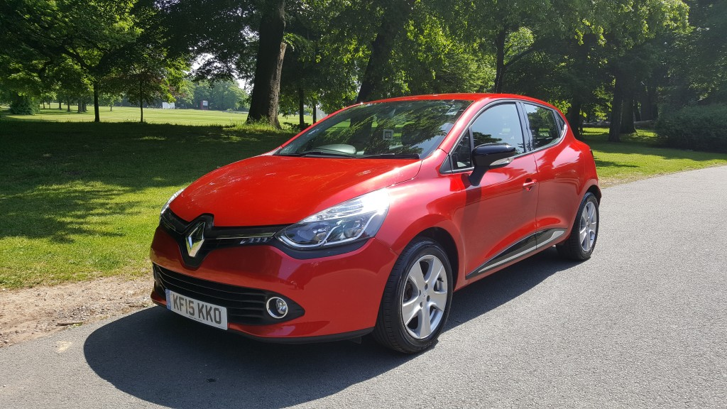 RENAULT CLIO 1.5 DYNAMIQUE MEDIANAV ENERGY DCI ECO2 S/S 5DR Manual
