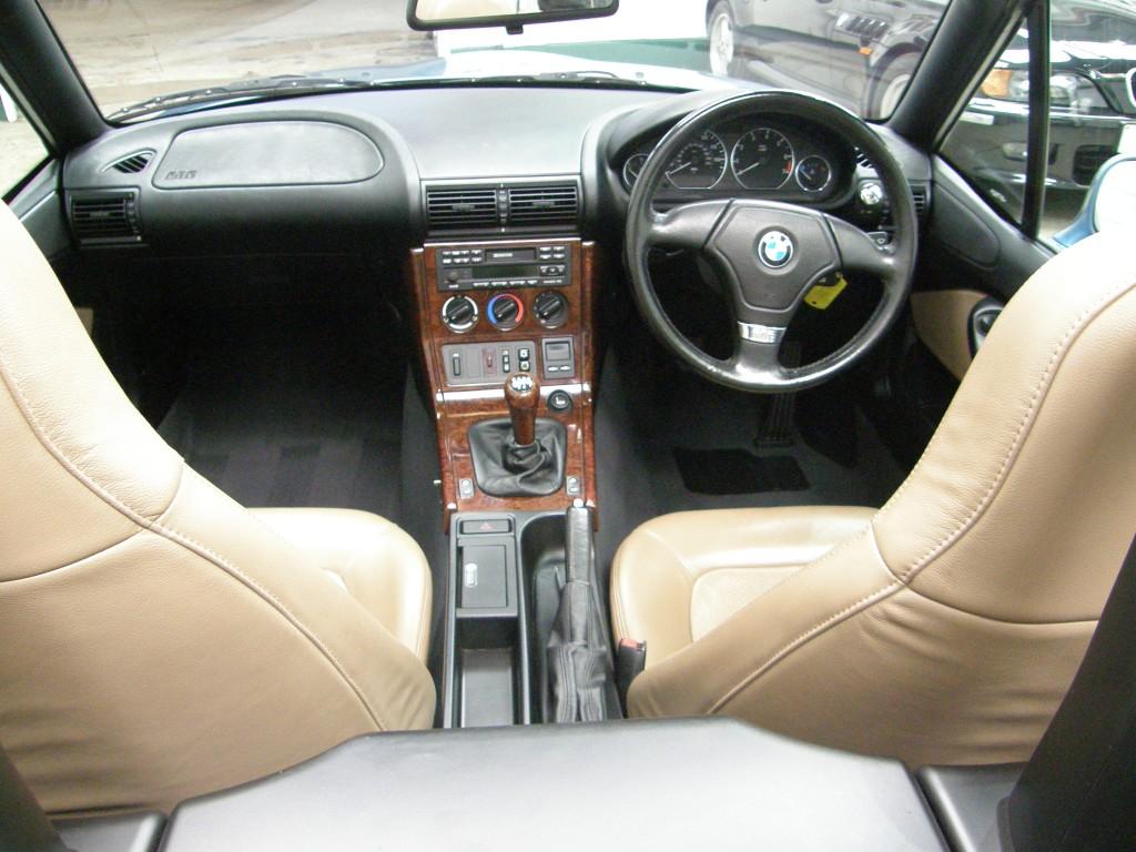 BMW Z3 2.8 Z3 ROADSTER 2DR Manual