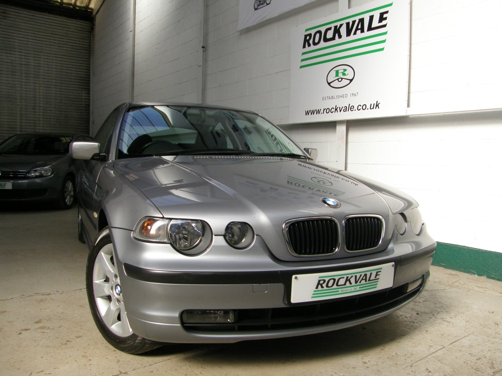 BMW 3 SERIES 1.8 316TI SE 3 Door Auto
