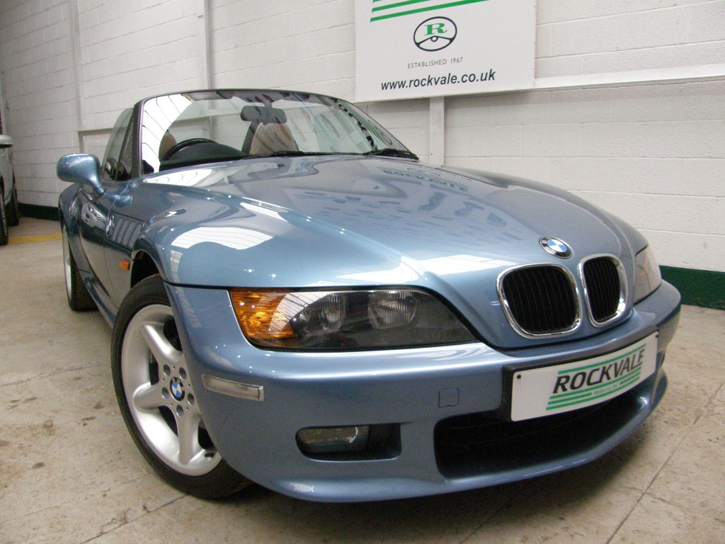 ... BMW Z3 2.8 Z3 ROADSTER 2DR Manual ...