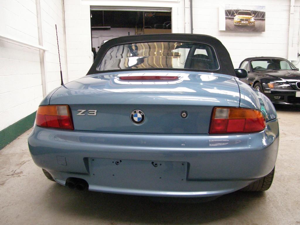 ... BMW Z3 2.8 Z3 ROADSTER 2DR Manual ...