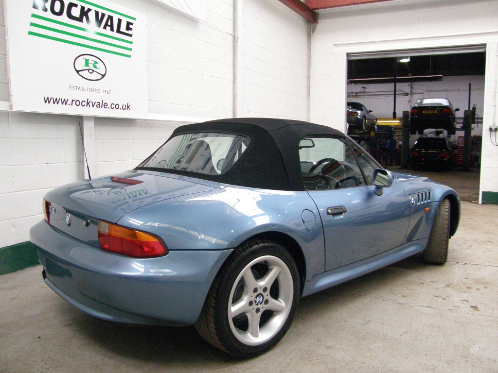 Bmw Z3 2 8 Z3 Roadster 2dr Manual For Sale In Stockport