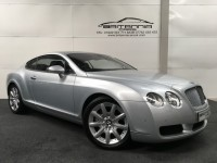 BENTLEY CONTINENTAL 6.0 GT 2DR Automatic - 240108