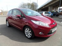 FORD FIESTA 1.4 ZETEC TDCI 3DR Manual