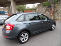 SKODA RAPID 1.6 SPACEBACK SE TDI CR DSG 5DR Semi Automatic