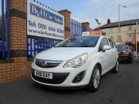 VAUXHALL CORSA 1.4 ACTIVE AC 5DR Manual