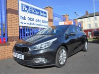 KIA CEED 1.6 2 ECODYNAMICS CRDI 5DR Manual