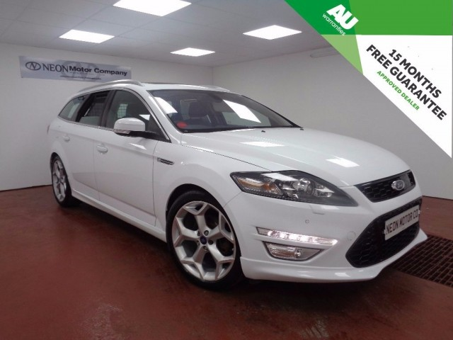 Used FORD MONDEO 2.2 TITANIUM X SPORT TDCI 5DR Automatic in West Yorkshire