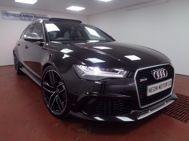 Used AUDI RS6 AVANT 4.0 TFSI Avant Tiptronic Quattro 5dr in West Yorkshire