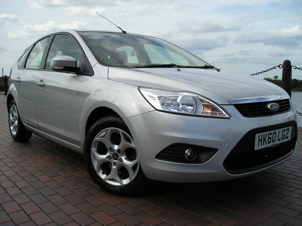 FORD FOCUS 1.6 SPORT 5DR Manual