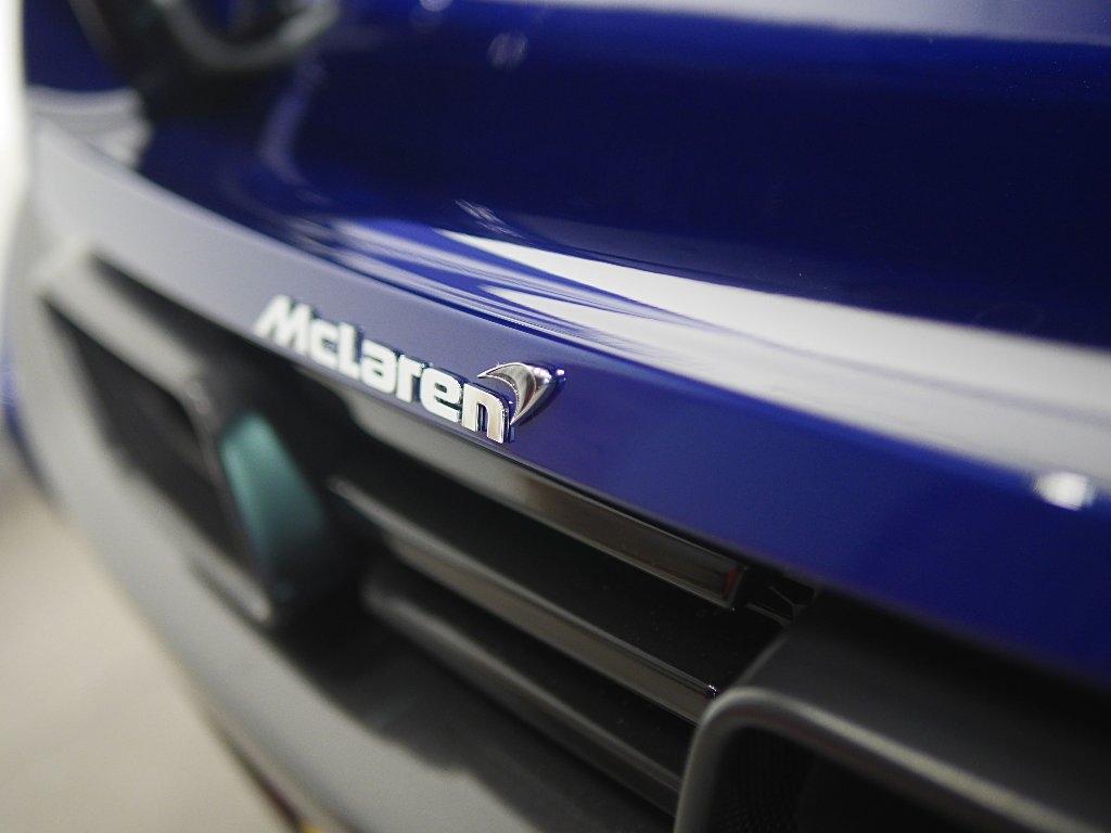 MCLAREN 650S 3.8 V8 SPIDER 2DR