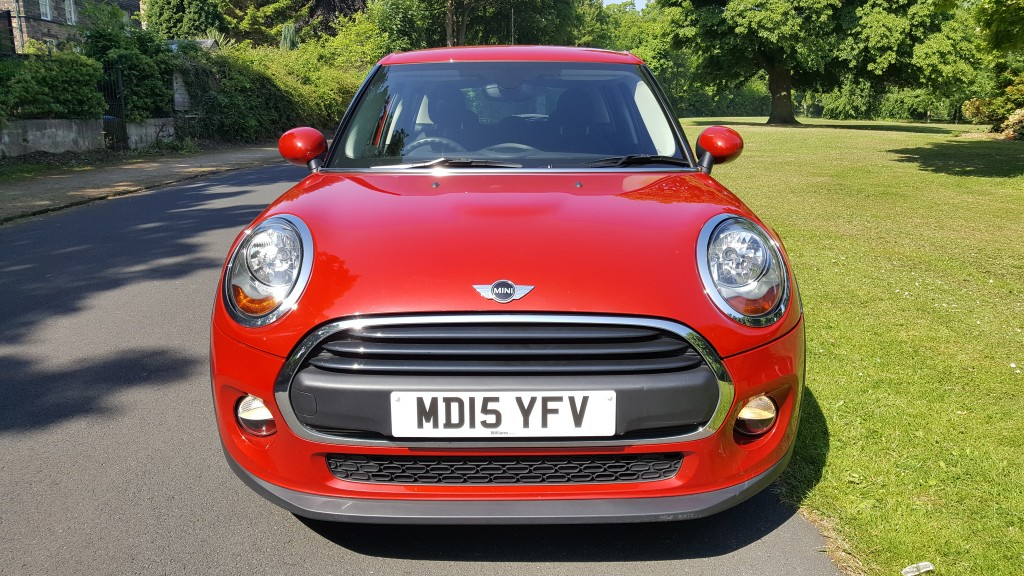 MINI HATCH 1.2 ONE 5DR Manual
