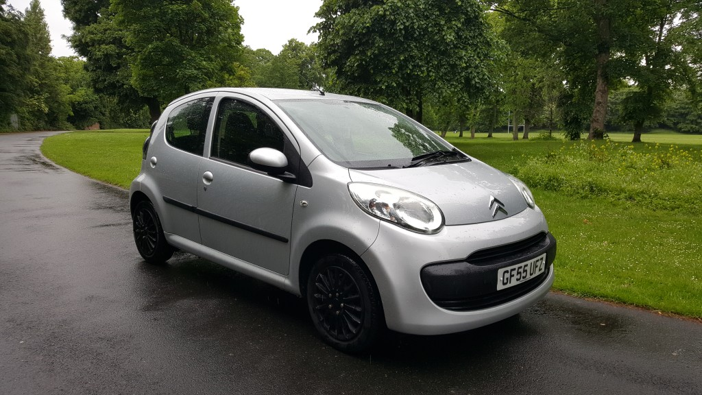 CITROEN C1 1.0 RHYTHM 5DR Manual