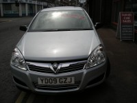 VAUXHALL ASTRA 1.8 LIFE 16V 5DR AUTOMATIC