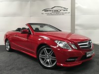 MERCEDES-BENZ E-CLASS 2.1 E220 CDI BLUEEFFICIENCY SPORT 2DR Automatic - 244946