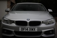 BMW 4 SERIES 3.0 435I M SPORT 2DR Automatic