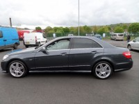 MERCEDES-BENZ E-CLASS 2.1 E250 CDI BLUEEFFICIENCY SPORT 4DR Automatic