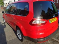 FORD GALAXY 2.0 GHIA TDCI 5DR Manual