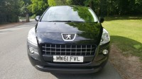 PEUGEOT 3008 1.6 ACTIVE HDI FAP 5DR Manual
