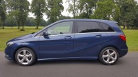 MERCEDES-BENZ B-CLASS 1.8 B200 CDI BLUEEFFICIENCY SPORT 5DR Manual