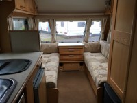 ELDDIS Queensferry 505 5 berth.