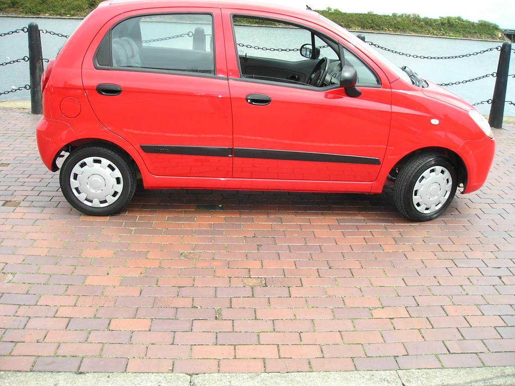 CHEVROLET MATIZ 0.8 S 5DR Manual