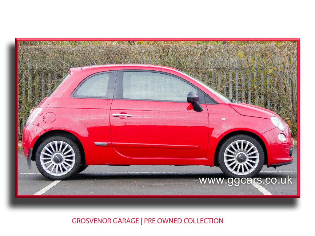 FIAT 500 1.2 MULTIJET POP 75 3DR Manual