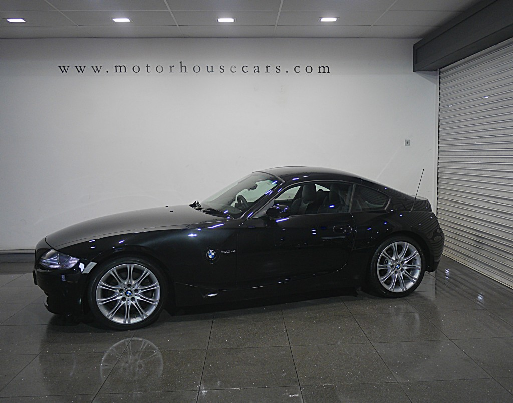 Bmw Z4 3 0 Si Sport 2dr For Sale In Shipley Motorhouse