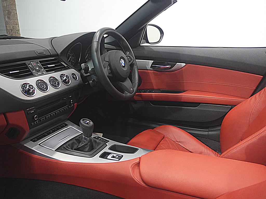 BMW Z SERIES 2.0 Z4 SDRIVE20I M SPORT ROADSTER 2DR Manual