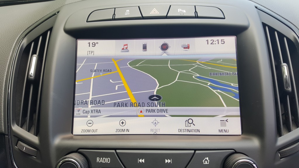 VAUXHALL INSIGNIA 1.6 SRI NAV CDTI 5DR Automatic