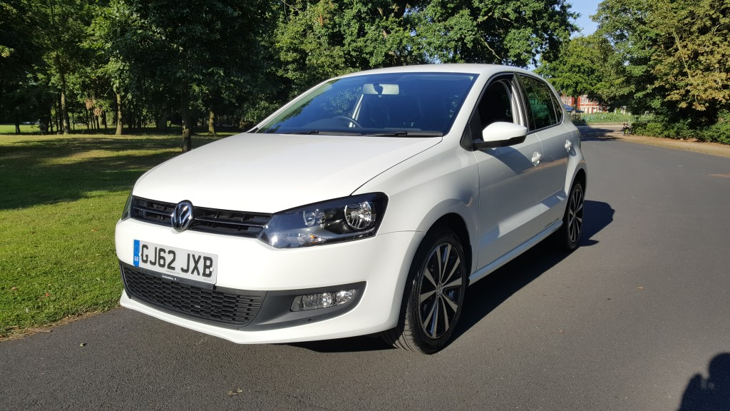 VOLKSWAGEN POLO 1.2 MATCH 5DR Manual