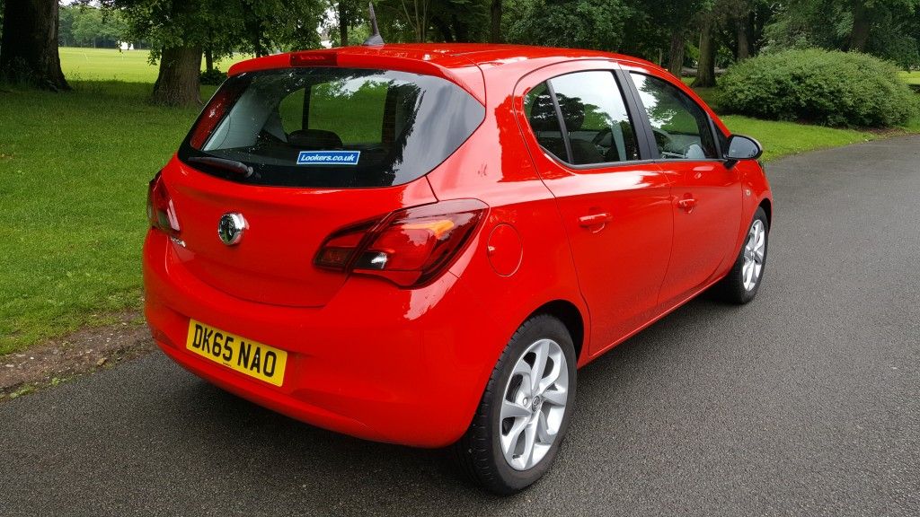 VAUXHALL CORSA 1.2 EXCITE 5DR Manual