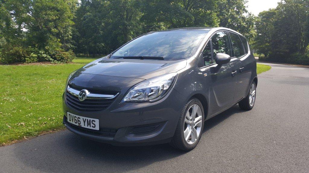 VAUXHALL MERIVA 1.4 CLUB 5DR Manual