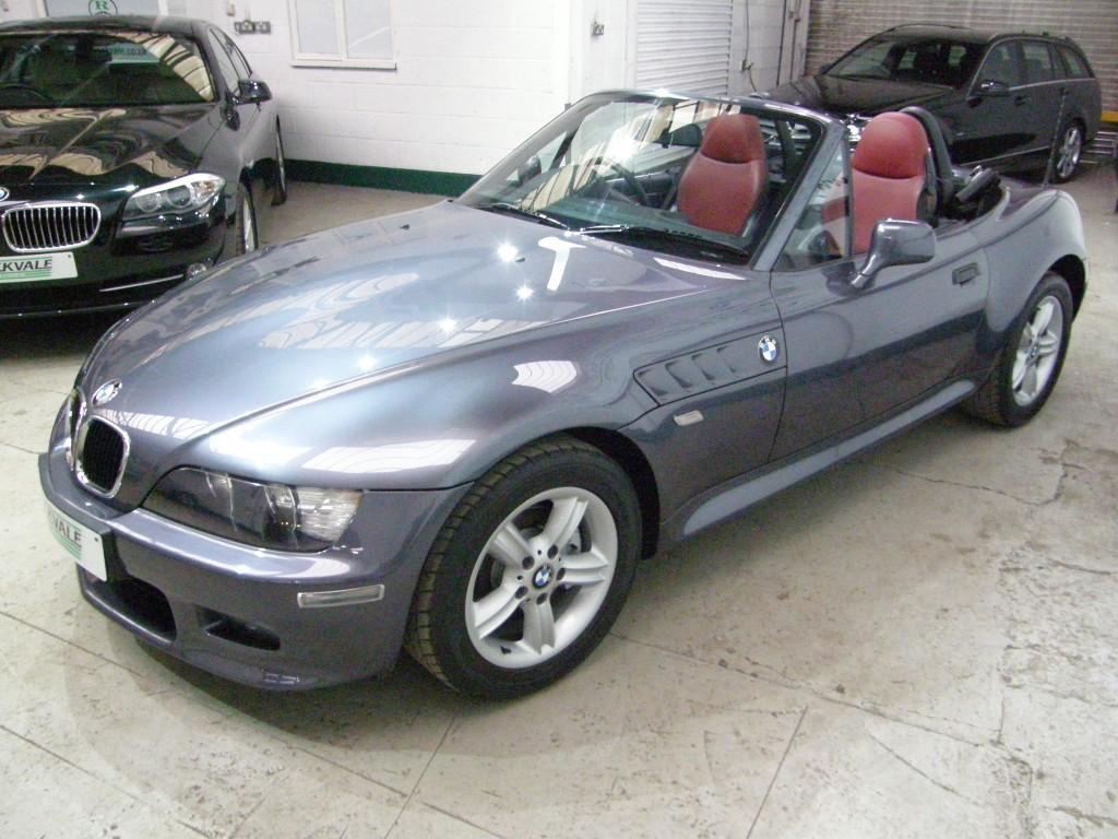BMW Z SERIES 2.2 Z3 ROADSTER 2DR