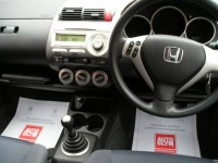 HONDA JAZZ 1.3 DSI SE 5DR Manual
