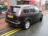 FORD C-MAX 1.6 ZETEC 5DR Manual